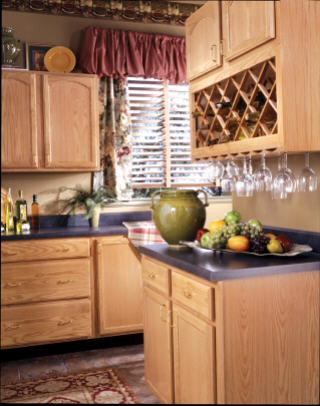 Avalon styles available for Avalon kitchen cabinets